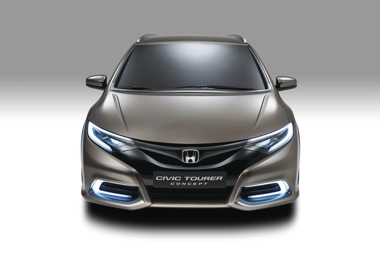 Foto de Honda Civic Tourer Concept (1/9)