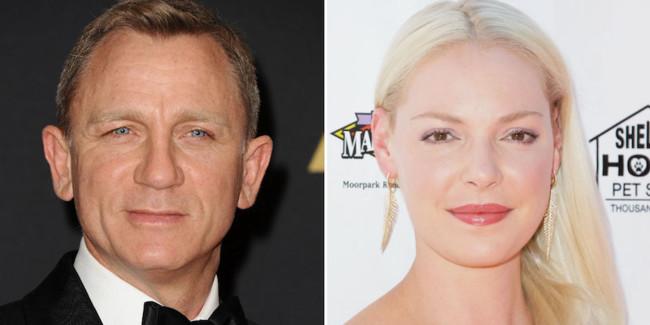 Daniel Craig Y Katherine Heigl