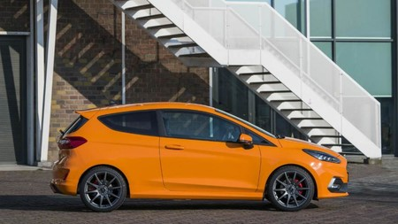 fiesta st performance edition 5
