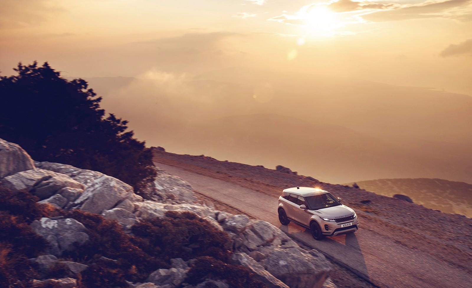 Foto de Range Rover Evoque 2019 (30/45)
