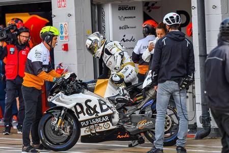 Alvaro Bautista Gp Gran Bretana Motogp 2018