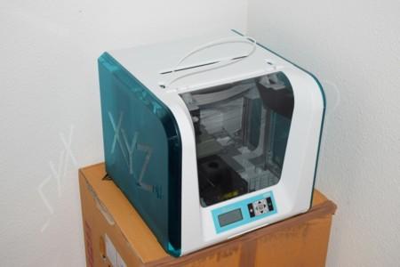 Aspecto de la impresora