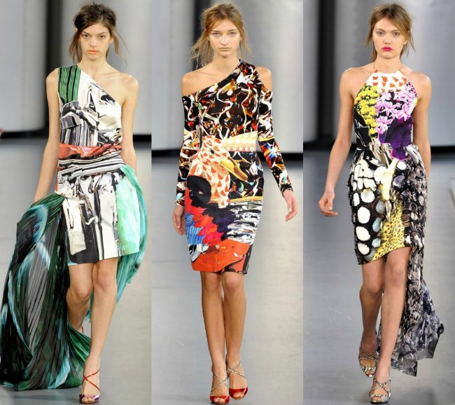 mary katrantzou estampados