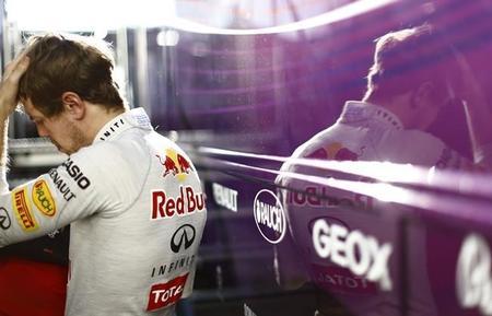 """Sebastian Vettel sobre su relación con Mark Webber: """"en el circuito es cordial, pero fuera la cosa no funciona"""""""