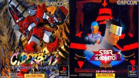 'Cyberbots' y 'Star Gladiator' llegarán al PSN japonés