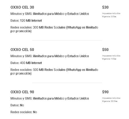 Oxxo Cel Omv Oferta Comercial Mexico 2