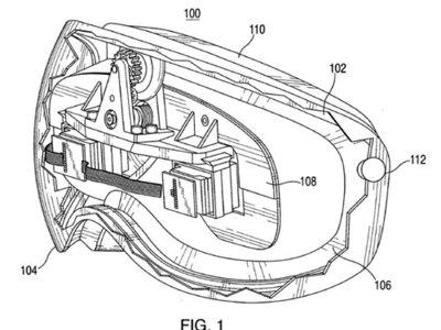 Una nueva patente de Apple sugiere unas gafas con posicionamiento virtual