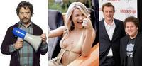 Cameron Diaz, Jason Segel, Zach Galifianakis y Jonah Hill en tres próximas comedias