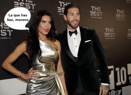 La foto de Sergio Ramos junto a Cristiano Ronaldo que hace saltar las alarmas por la covid