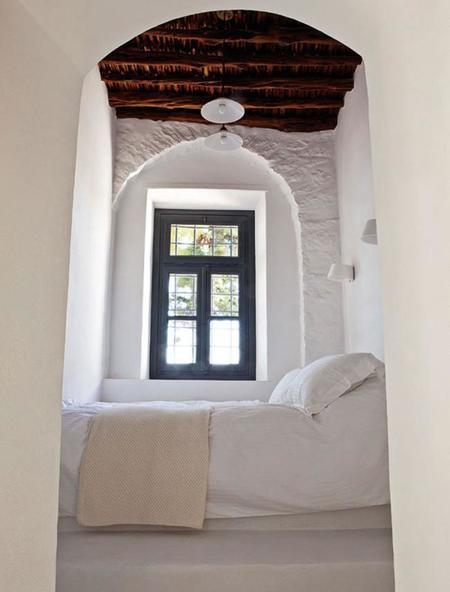 dormitorios neorústicos