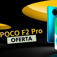 El potente Xiaomi Poco F2 Pro, con 5G, 6GB de RAM, 128 de almacenamiento, te sale por 70 euros menos que en otras tiendas con el cupón PXIAOMI10 de eBay