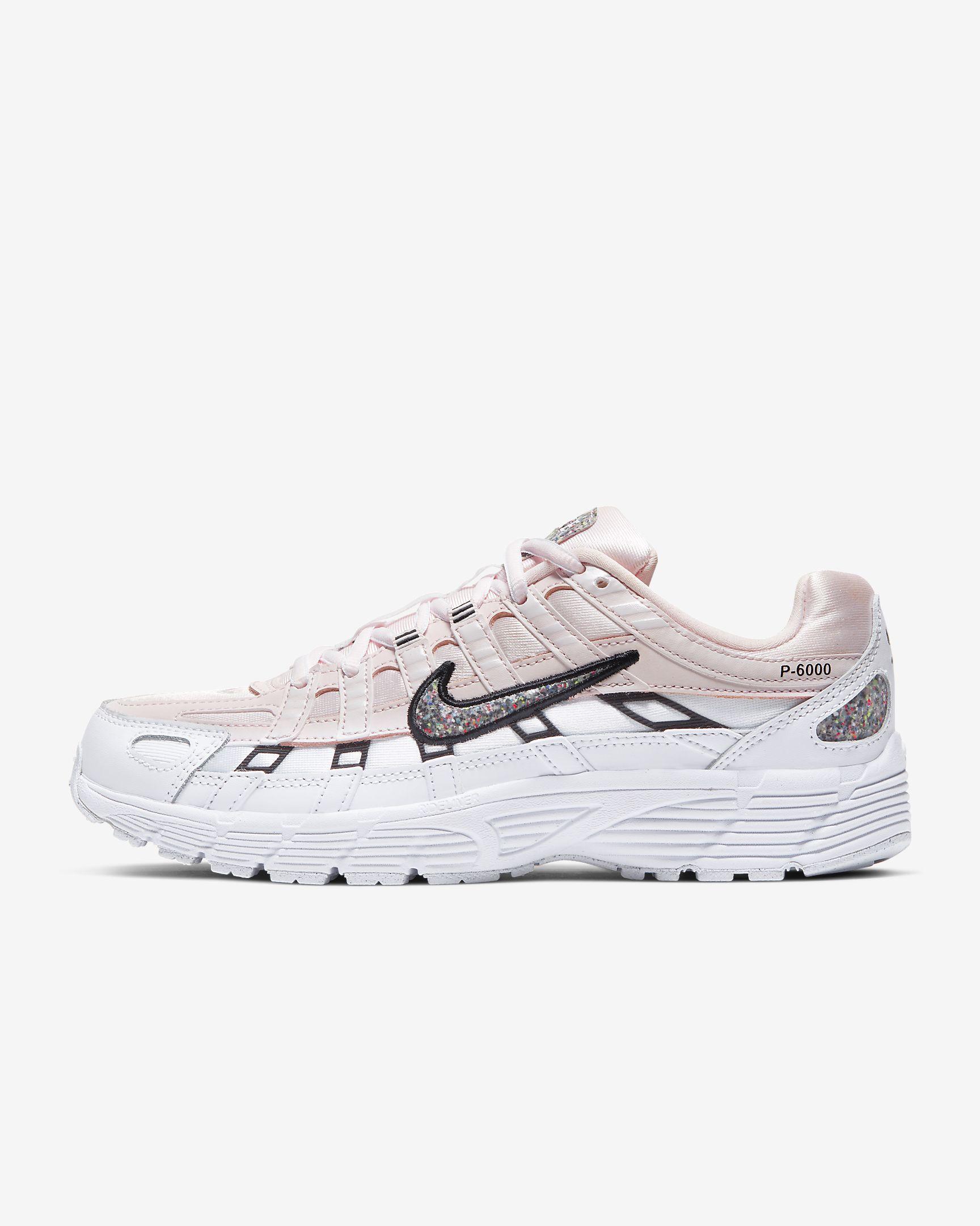 Zapatillas rosas con detalles glitter