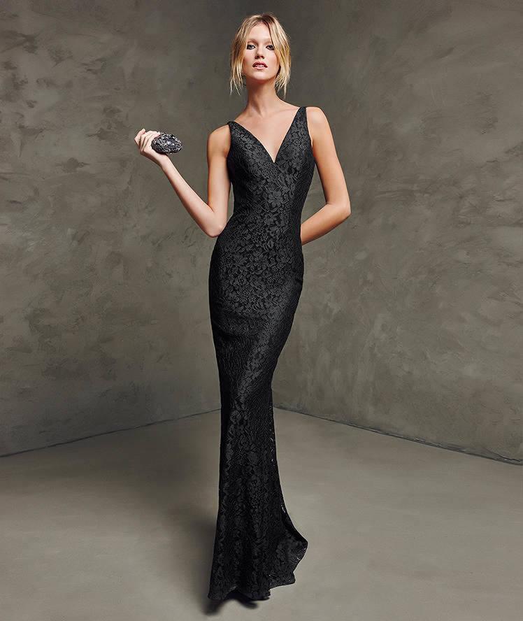 Precios vestidos fiesta pronovias 2016