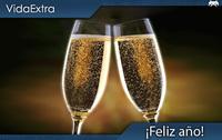 ¡VidaExtra os desea un feliz año nuevo!