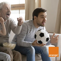 Orange estrena tarifa de sólo fibra: 600 Mbps simétricos y Orange TV Total por 70,90 euros al mes