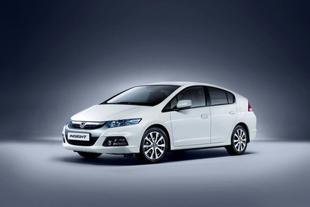 Honda Insight 175