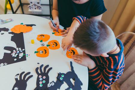 25 manualidades de Halloween para hacer con papel que encantarán a los peques