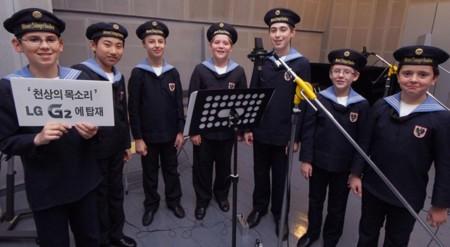 Viena Choir Lg