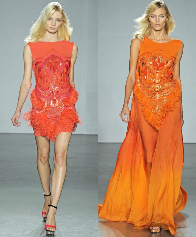 matthew williamson naranja