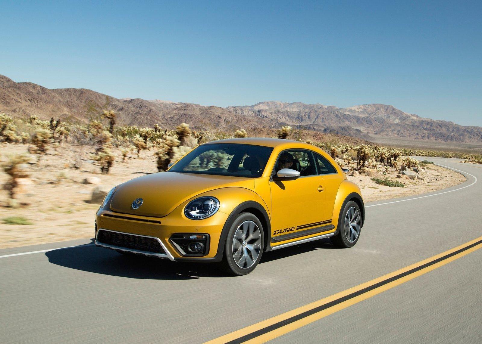 Foto de Volkswagen Beetle Dune (4/14)