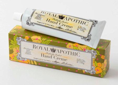 Royal Apothic, una crema de manos victoriana