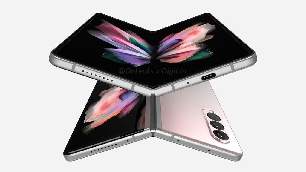 El Samsung Galaxy Z Fold 3 filtrado en vídeo y con todo detalle: así es el próximo plegable de Samsung