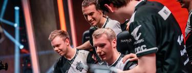 Grabbz realiza un comunicado para explicar el bajón de G2 Esports estas últimas dos semanas
