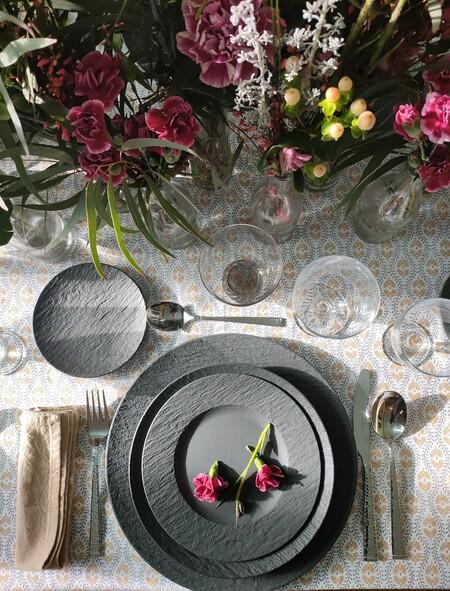 Ideas para poner una mesa bonita