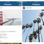 Ya puedes subir imágenes de varios tamaños a Instagram