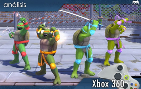 'TMNT: Turtles in Time Re-shelled'. Análisis