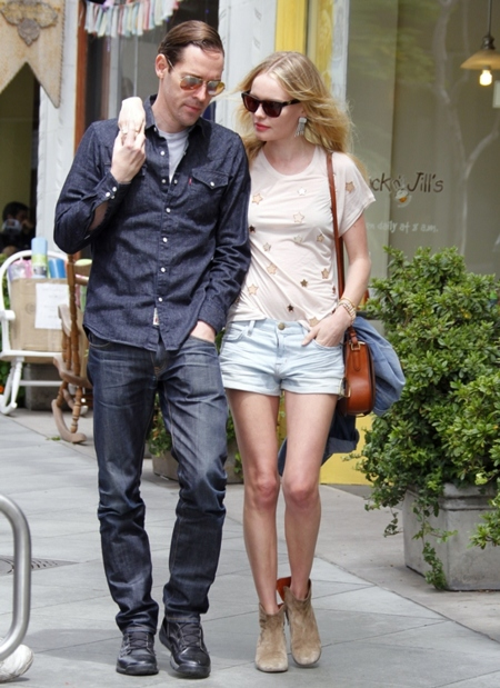 kate bosworth shorts vaqueros