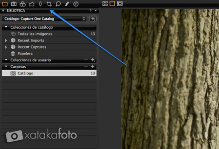 Capture One Flujo