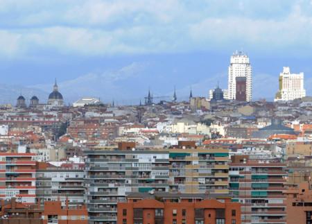 Contaminación Madrid - boina - velocidad 70 kmh no2 oxidos nitrogeno - preaviso