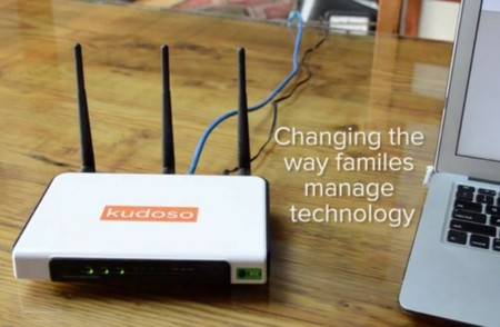 Con Kudoso, si haces las tareas de la casa te dejo conectarte a Internet