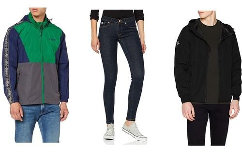 11 chollos en tallas sueltas de pantalones, camisetas y chaquetas de marcas como Superdry, Pepe Jeans o Tommy Hilfiger en Amazon