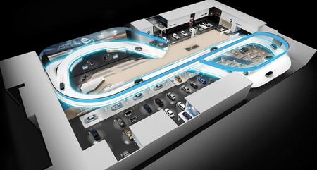 Stand BMW Salón de Frankfurt