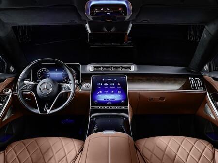 Mercedes-Benz S680 Guard blindado 12