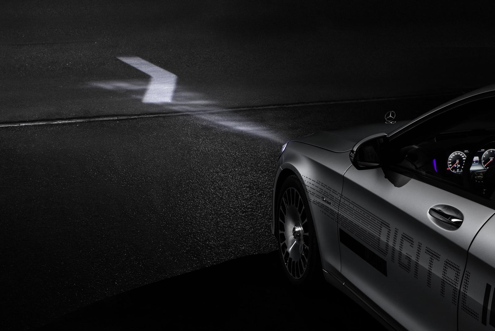 Foto de DIGITAL LIGHT de Mercedes-Benz (5/9)