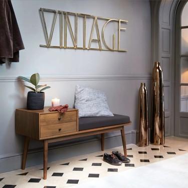 Siete ideas decorativas y 21 compras con estilo para saber cómo decorar un pasillo largo y que sea digno de Instagram