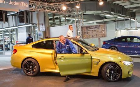 El BMW M4 Coupé ya ha comenzado a fabricarse