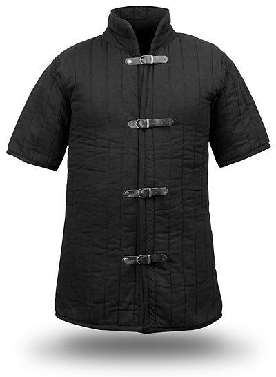 Gambesón: chaqueta de defensa medieval