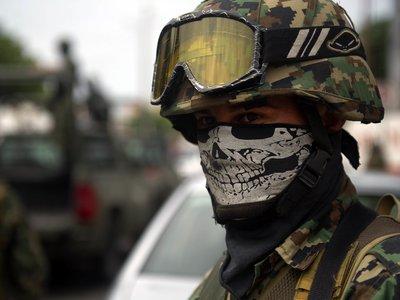 """México ya es el segundo lugar con más muertes por """"guerra"""" sólo detrás de Siria"""