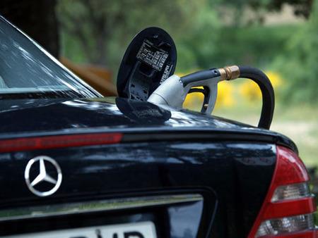 Mercedes-Benz Clase C GLP