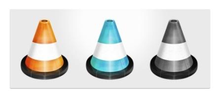 Iconos para VLC, dale brillo a la nueva versión