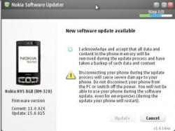 Mejoras en el Nokia N95 8GB