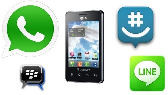 La comunicación corporativa a través de la mensajería instantánea móvil