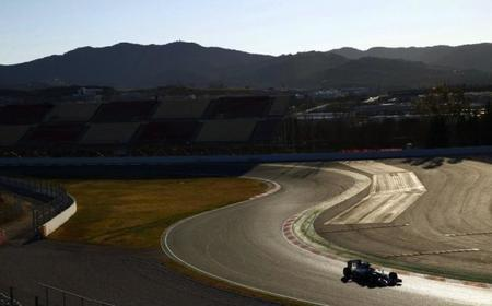 Fórmula 1: Empiezan los últimos test en el Circuit de Catalunya, sin Fernando Alonso