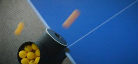 Ahora puedes practicar Ping Pong con este robot