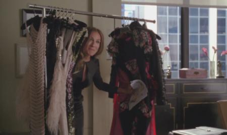 El día G llegó: Sarah Jessica Parker como editora de Vogue en Glee
