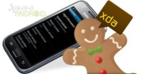 Samsung Galaxy S, con Gingerbread gracias a XDA Developers